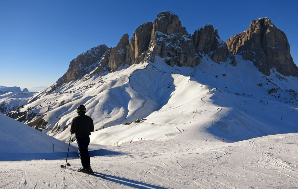 Alta Badia in the Dolomites